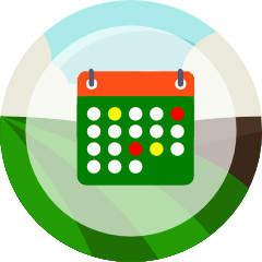 Agenda de eventos y actividades
